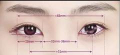 内双做哪种类型的双眼皮好?选这几款双眼皮超美!