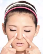 怎样鼻翼可以缩小?五个按摩缩小鼻翼妙招一学就会!